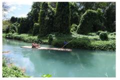 Trelawny-Rafting-on-the-Martha-Brae